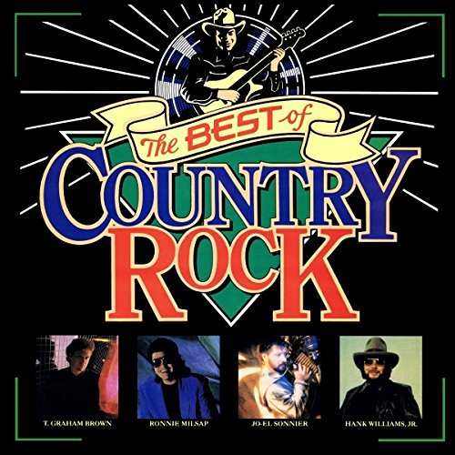 The Best of Country Rock [Vinyl]
