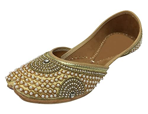 694e4cdc3 Step n Style Indian Women Shoes Leather Flip-Flops Juti Traditional  Handmade Mojari DD999  Buy Online at Low Prices in India - Amazon.in