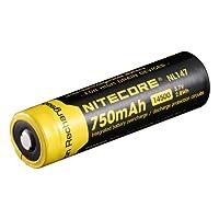 NiteCore 750mAh wiederaufladbar Lithium-Ionen Akku