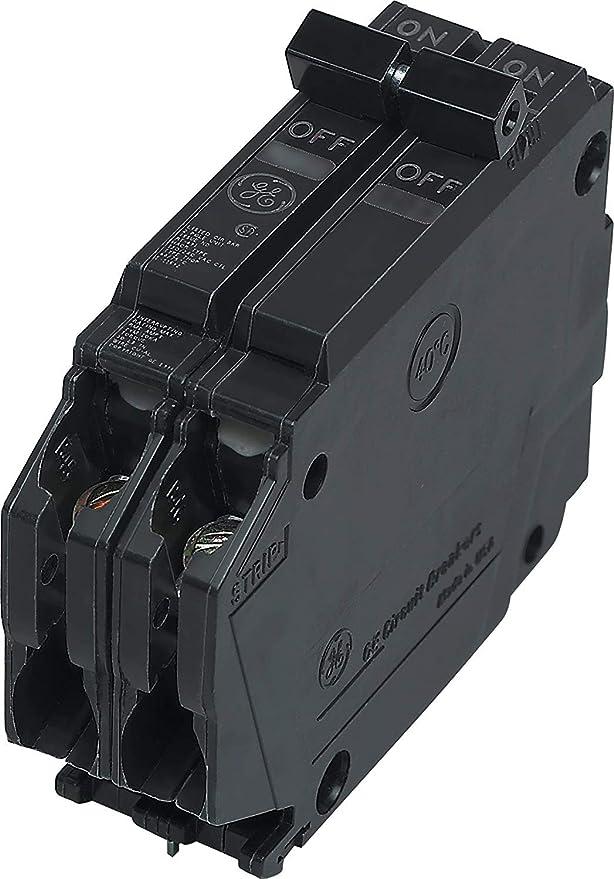 GENERAL ELECTRIC TED113015 CIRCUIT BREAKER 15 AMP 1 P