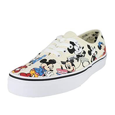51cb63f3e1 Image Unavailable. Image not available for. Color  Vans Authentic Disney  Mickey s Birthday ...