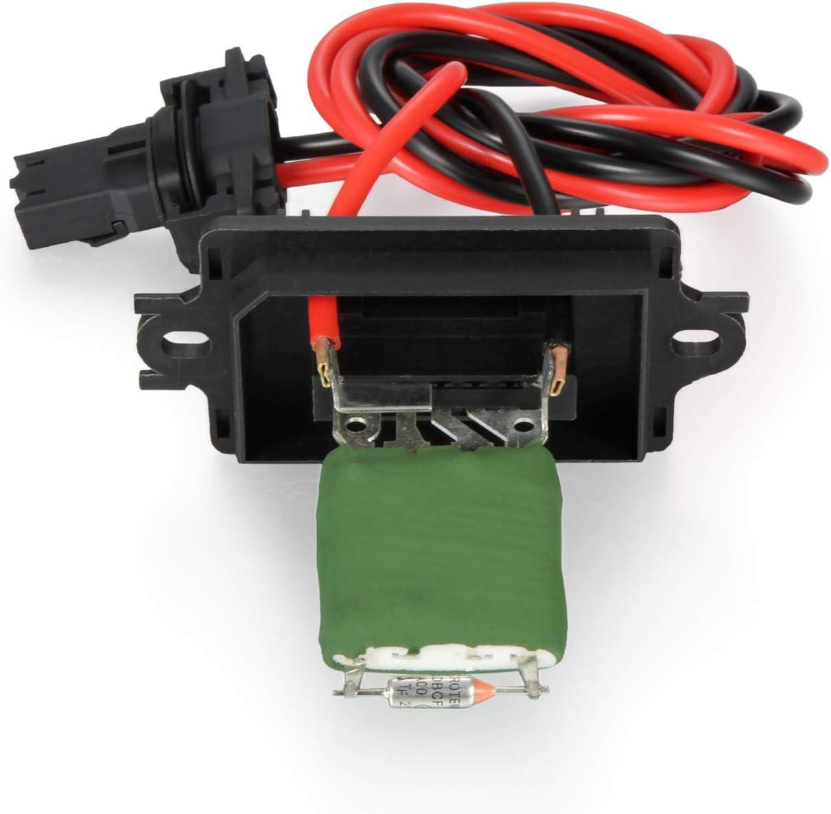RICH Car 7701207876 HVAC Motor de ventilador para Grand Scenic II ...
