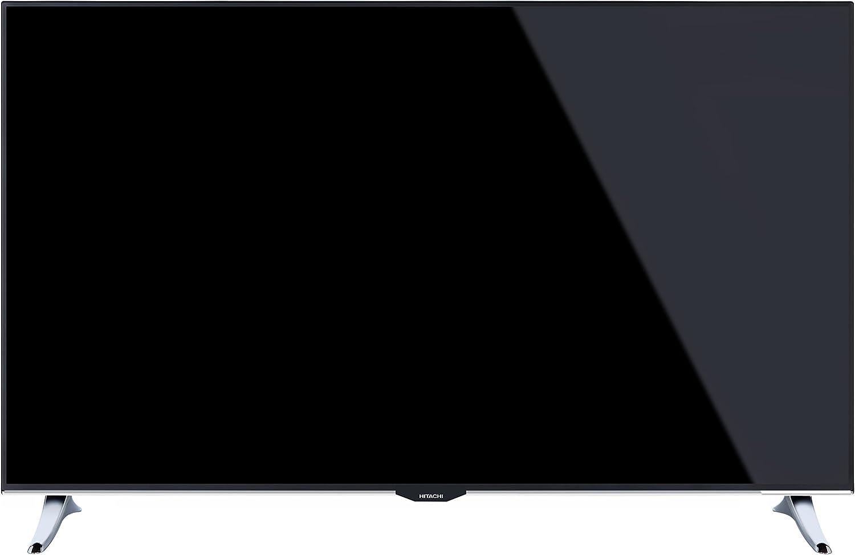 Hitachi 65HZ6W69 65-Pulgadas UHD 4K DVB-T2 S2 SMART LED TV: Amazon ...