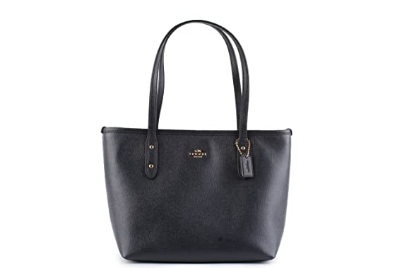 62698a95f1653 Amazon.com  Coach Mini City Zip Tote Bag Midnight  Clothing