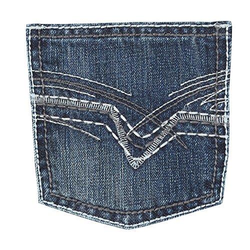 ee93d29e SHOPUS | Wrangler 20X Vintage Boot Cut Jean, Canyon Lake, 16 Reg