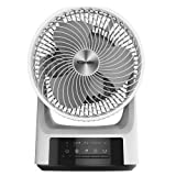 Dimplex DCACE20 Air Circulator w/Electronic Controls & Timer, White