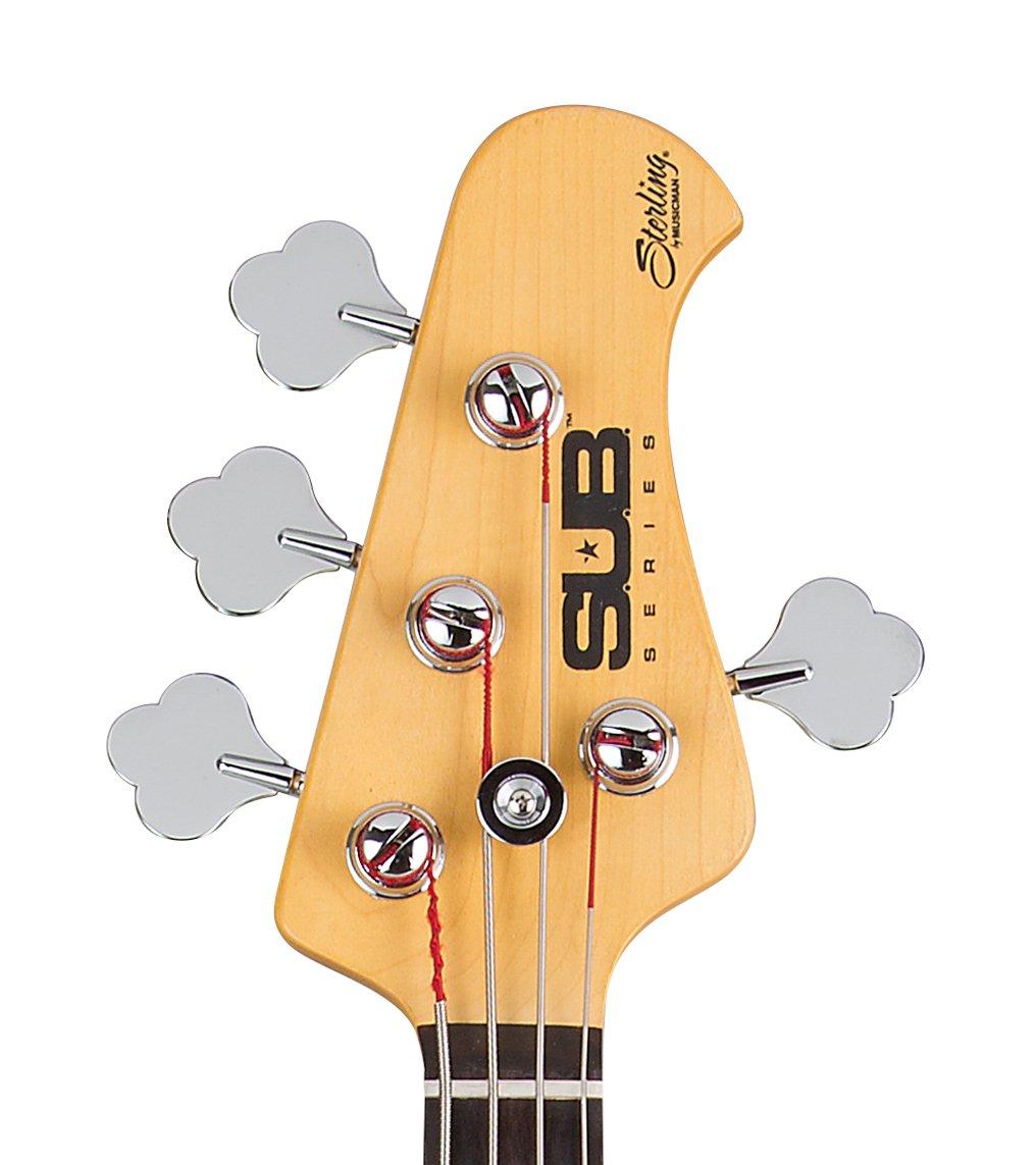 Sterling by musicman SUB Ray 4 TRS, Juego de guitarra eléctrica: Amazon.es: Instrumentos musicales