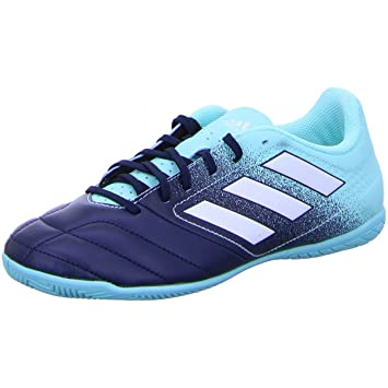 adidas Zapatillas Futbol Sala Ace 17.4 IN Aqua S77102: Amazon.es: Deportes y aire libre