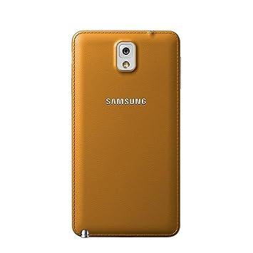 Funda de la Carcasa de la batería de Samsung para el Galaxy Note 3 - Mostaza Amarillo