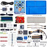 SunFounder Project Super Starter Kit V3.0 + Mars with Tutorial Book for Arduino UNO R3 Mega 2560 - Including 113 Page Instructions Book