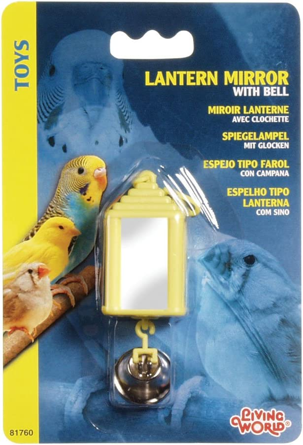Apple Living World Mineral Block 28.35 Grams for Parakeets