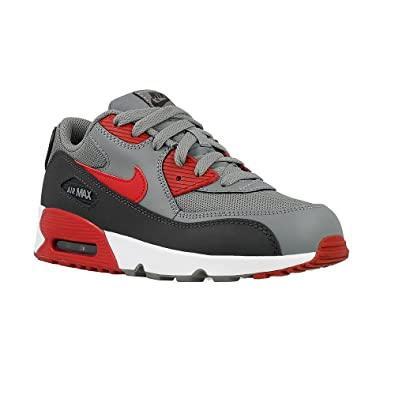 check out 2e06c d4e79 Nike Jungen 833420-007 Sneaker, Grau (Cool Grey Gym Red Anthracite