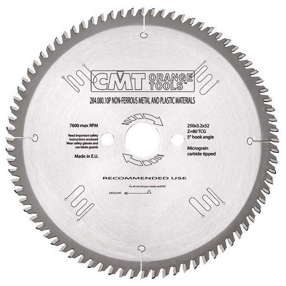CMT Orange Tools 284,096.12P-Sega circolare in alluminio 300 x 32 x 96 z 3,2 tcg 5 pos gradi.