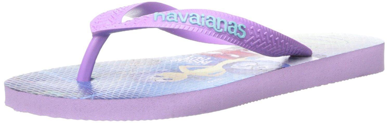 Havaianas Kids Inside Out Sandal Flip Flops (Toddler/Little Kid), Soft Lilac, 25-26 BR(10 M US Toddler)