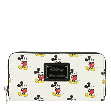 Loungefly Mickey Mouse All Over Print Wallet Standard at Amazon ... a7c2633ed2b14