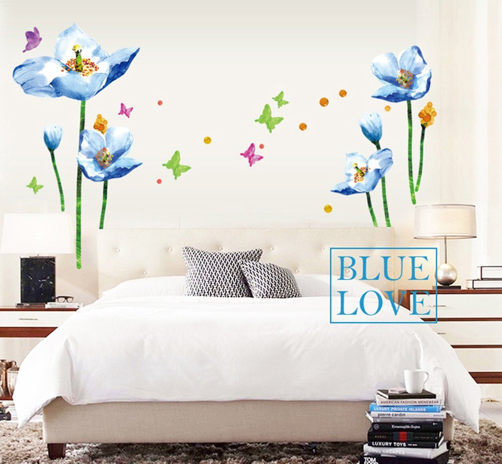 Beautiful stickers murali camera da letto images design - Stickers per camera da letto ...
