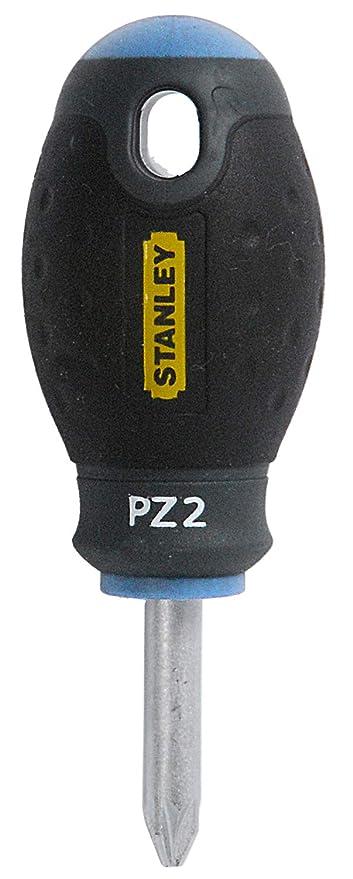 Stanley FatMax 0-65-409 Destornillador FatMax PZ2 X 30 mm, Plata ...