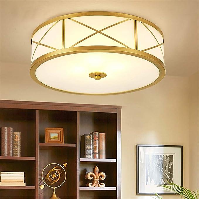 Amazon.com: Lámpara de techo para sala de estar, montaje ...