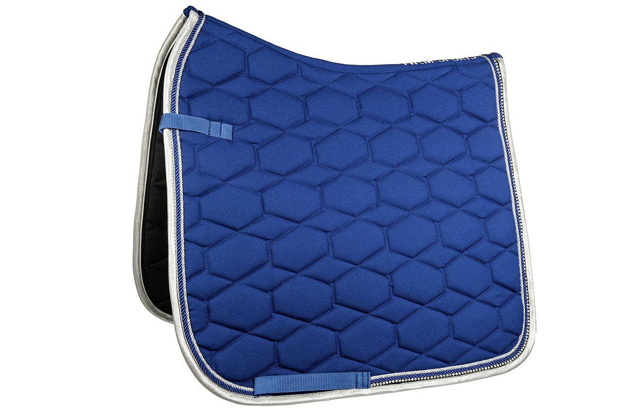 HKM Schabracke -Crystal Fashion blau 91256500.0144