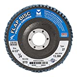 Mercer Industries 272024 Zirconia Flap Disc, Type