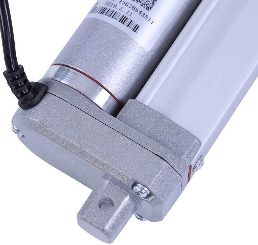 350mm 450mm 700mm 750mm stroke electric motor 400mm CHUNSHENN Motors maximum drawer 1500N DC12V linear actuator 200mm Size : 800mm Linear drive