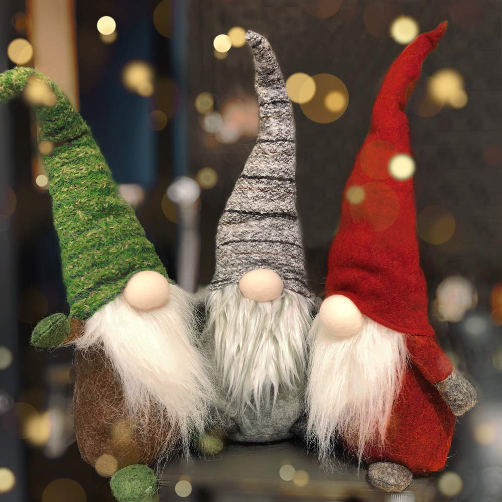 Christmas Gnome Decor.50 Discount On Airlab Christmas Gnome Plush Home Decoration