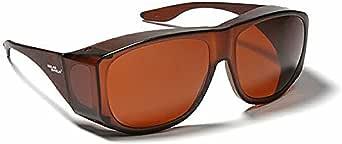Nature Bound Computer Glasses Eye Strain, Gaming 100% UVB & Uv Protection, Polycarbonate Lenses, Anti Blue Light, Reading, Sun Frames for Men Women & Teens