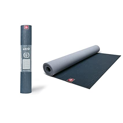 Manduka eKO Lite - Esterilla de yoga (4 mm), midnight ...