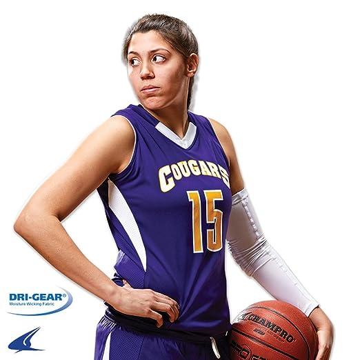e6b0dc562fde2 Amazon.com: Champro Reversible Polyester Womens Basketball Uniform ...