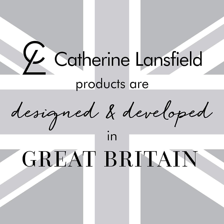 Crema Catherine Lansfield Cl Home 145gsm de Cama Flette SuperKing S/ábana Bajera para Cama