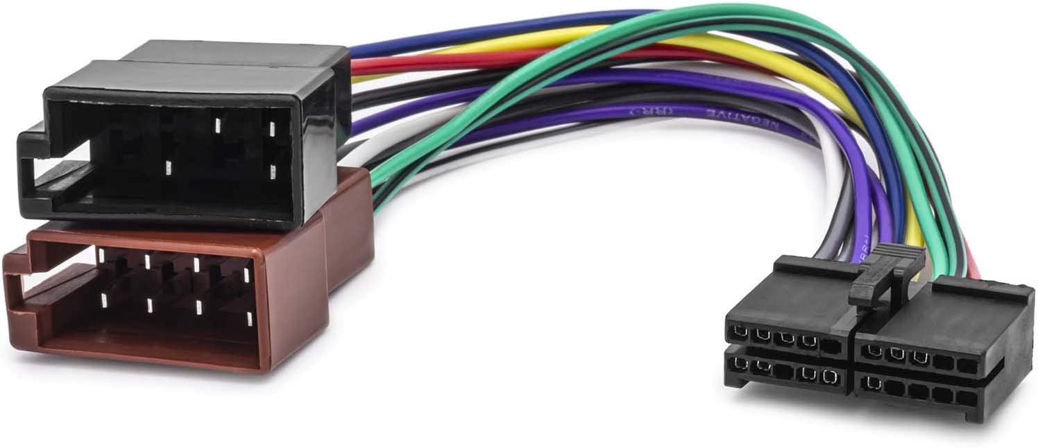 Car AUX AEG CLATRONIC Cable Radio Adapter Jack DIN ISO 1040