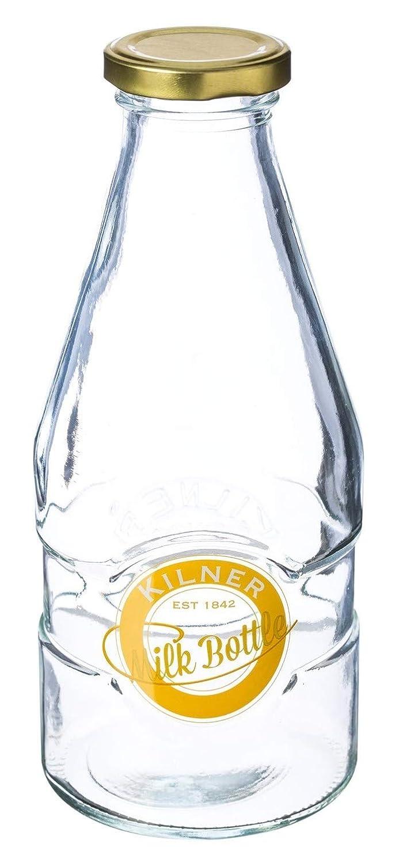 1 botella de leche Kilner de 0,6 L - de estilo retro: Amazon.es: Industria, empresas y ciencia