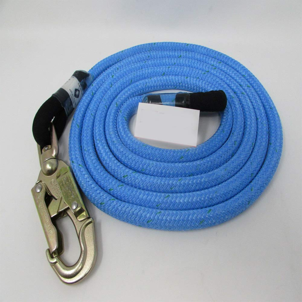 Climb Right 9/16'' X 12ft Double Braid Rope Lanyard by Climb Right