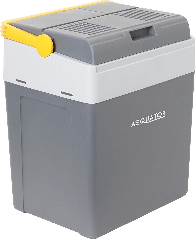 Aequator LUMI28, Nevera termoeléctrica portátil, 28L, 0826042N.AE, Compatible con alimentación 12V/230V, Clase energética A++, ideal para playa/pícnic/camping/coche: Amazon.es: Coche y moto