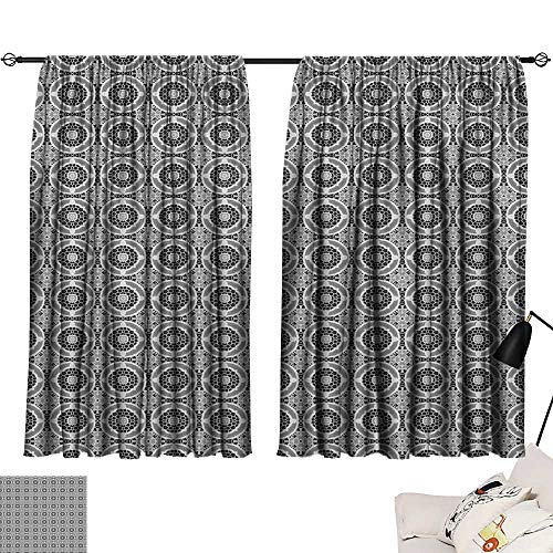 Hariiuet Bedroom Curtains Seamless Wallpaper pattern1111116 84
