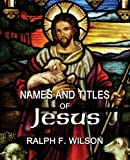 Names and Titles of Jesus: A Discipleship Study