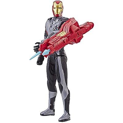 Avengers Marvel Endgame Titan Hero Power Fx Iron Man: Toys & Games