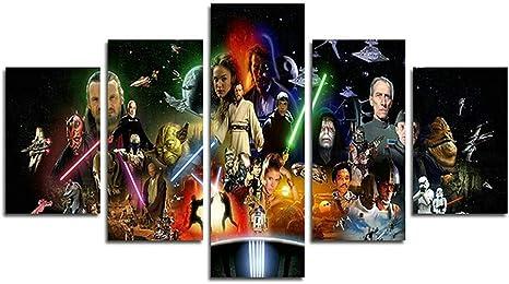 Stormtrooper Star Wars Canvas Giclee Print Unframed Home Decor Wall Art