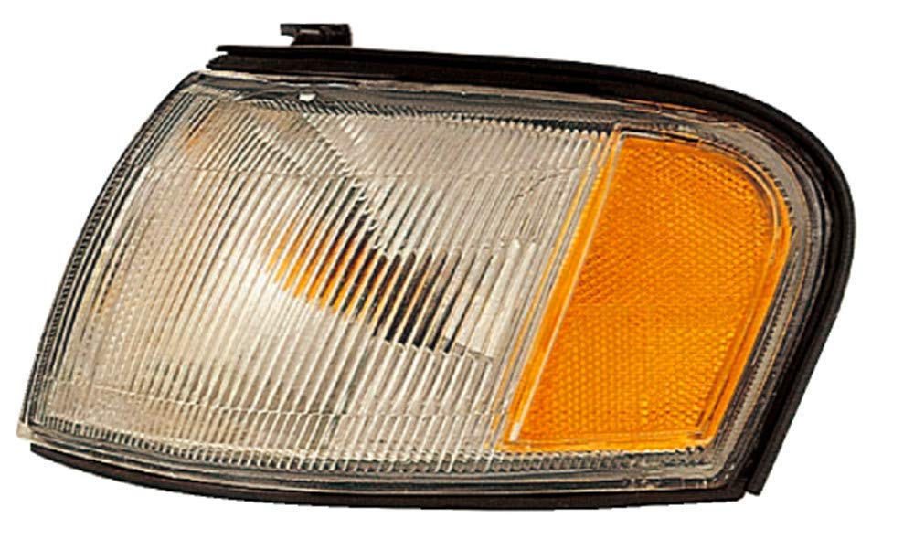 For 1995 1996 1997 1998 1999 Nissan Sentra Turn Signal Corner Light lamp Assembly Driver Left Side Replacement NI2520113