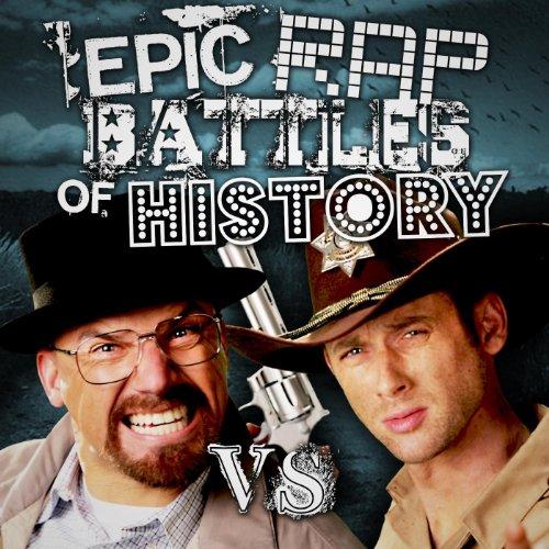 rick grimes vs walter white explicit by epic rap battles of