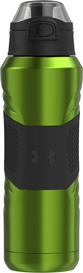 1cbab8a8c1 Amazon.com: Under Armour Dominate 24 Ounce Stainless Steel Water Bottle:  Kitchen & Dining