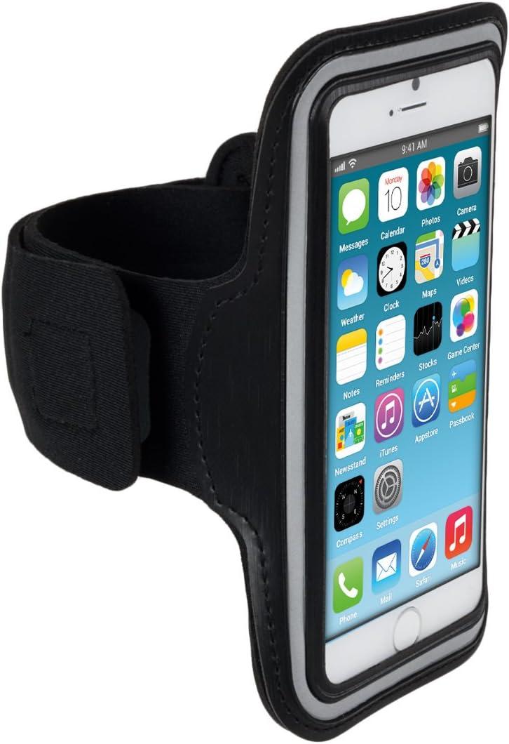 kwmobile Brazalete deportivo para Apple iPhone 6 / 6S / 7: Amazon ...