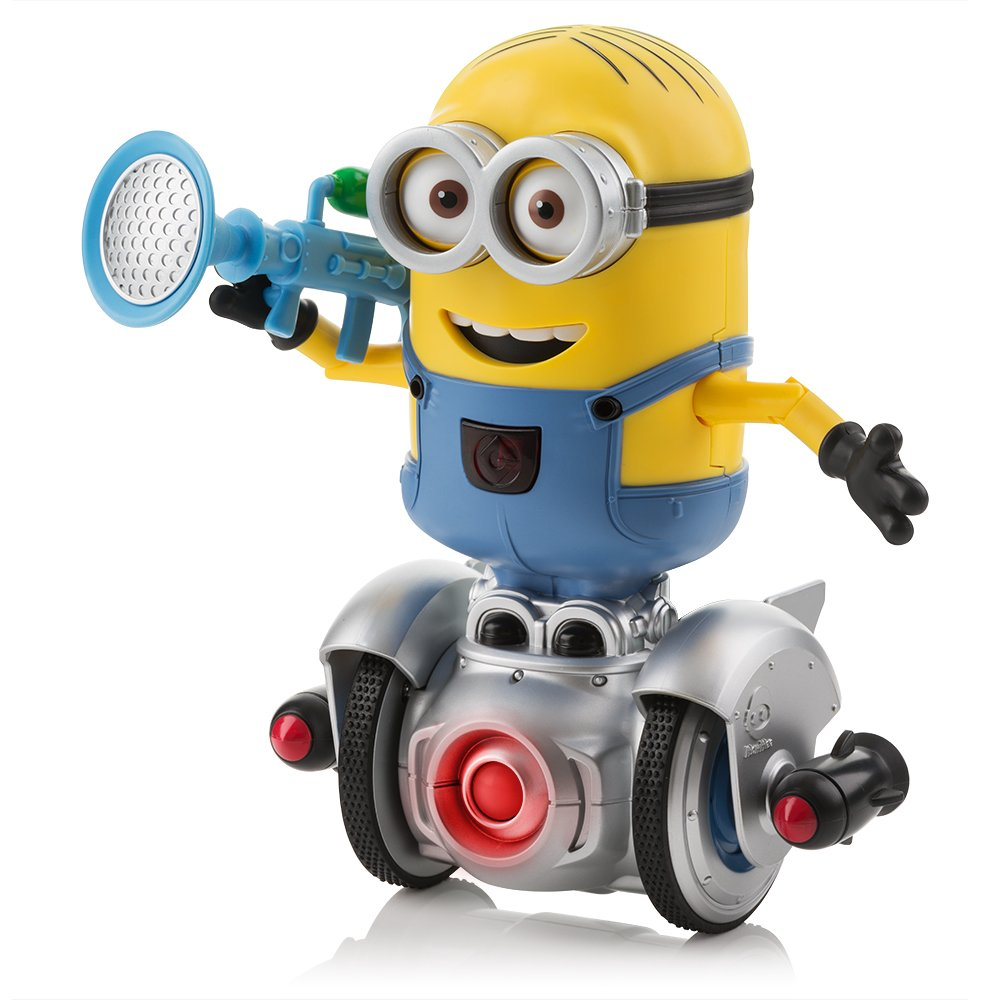 WowWee Minion MiP Turbo Dave - Fun Balancing Robot Toy by WowWee (Image #4)