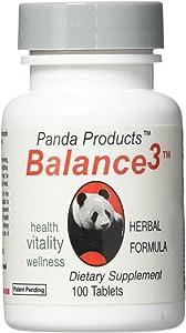 Balance 3 - Panda Products 100 tablets