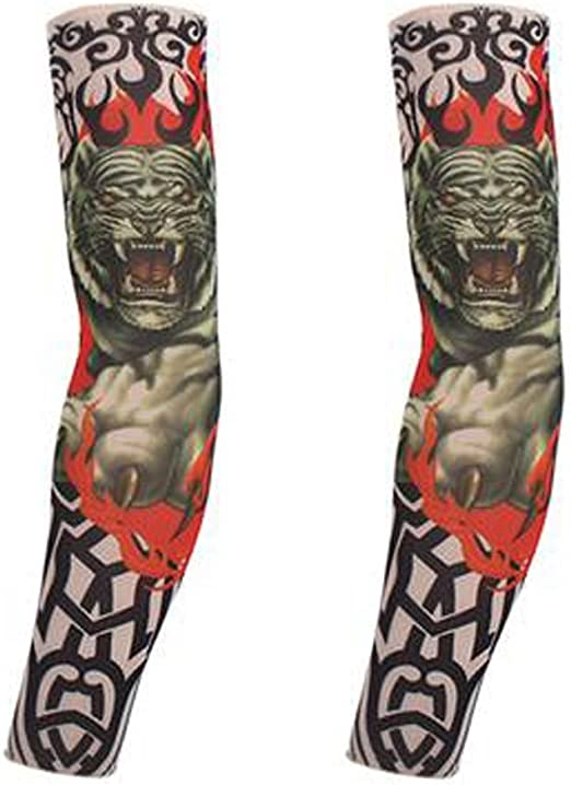 BLANCHO BEDDING 1-Par del Tatuaje del Tigre de Sun del Arte de ...