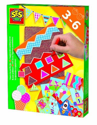 Kit de Piquage - J'Apprends a Poinconner - 9 Cartes + Pincon + Palque de Feutre
