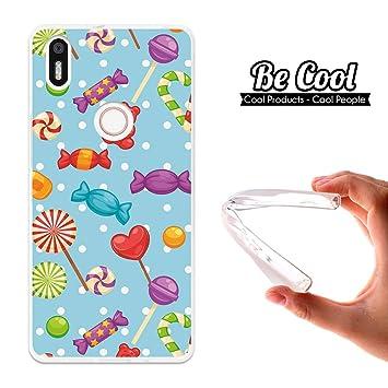 Becool® - Funda Gel Flexible para bq Aquaris X5 Plus, Carcasa TPU fabricada con la mejor Silicona, protege y se adapta a la perfección a tu Smartphone ...