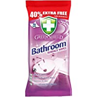 Greenshield OKN-7150 Bathroom Surface Wipes (70 Pieces)