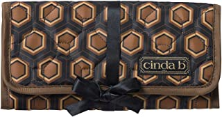 product image for Cinda b. Jewelry Roll, Mod Tortoise