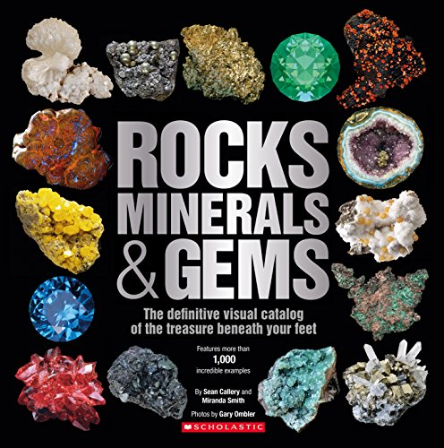 - Rocks, Minerals & Gems